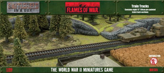 Train Tracks (BB135)