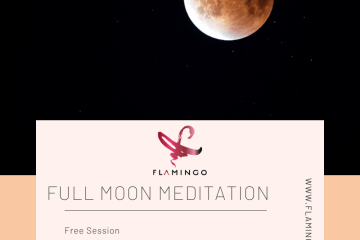 Full moon meditation February 2020