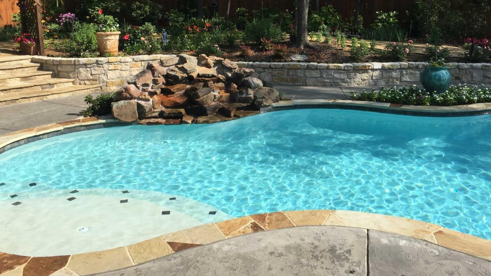 custom pool builder tyler east texas