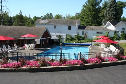 east side pool at flamingo resort