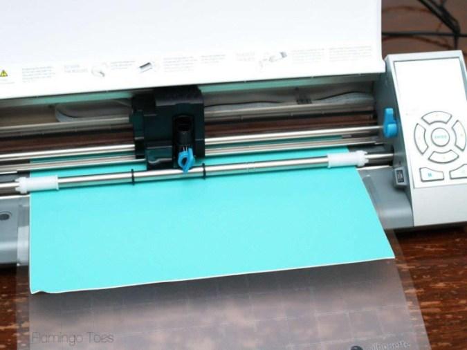 Cameo cutting vinyl