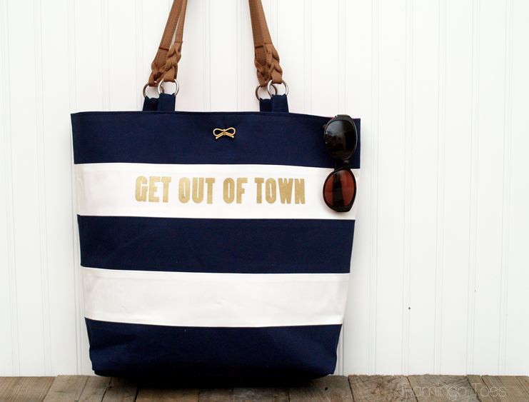 Get Out of Town Bag