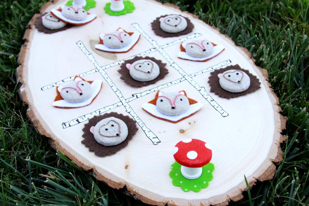 Woodland Animals Game
