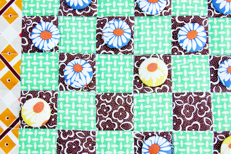 Fabric Checkers and Checkerboard
