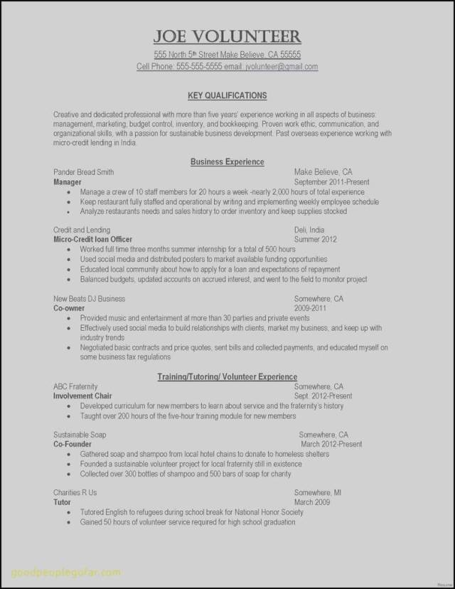Sample Pmp Application form Filled Fresh 20 Unique How to Write A