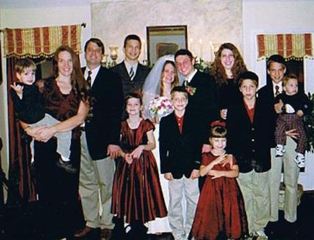 Jon and Matti's wedding