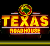 Kids eat free at Texas Roadhouse