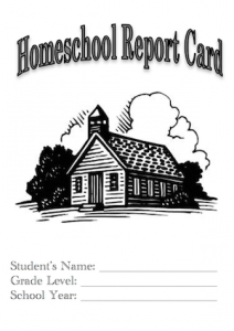Free printable report cards from www.flandersfamily.info