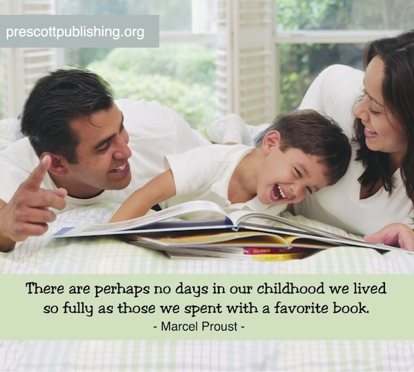 Read to your children!