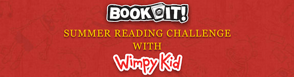 Book It Summer Reading Program