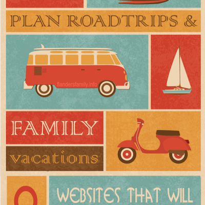 My Favorite Websites for Vacation Planning