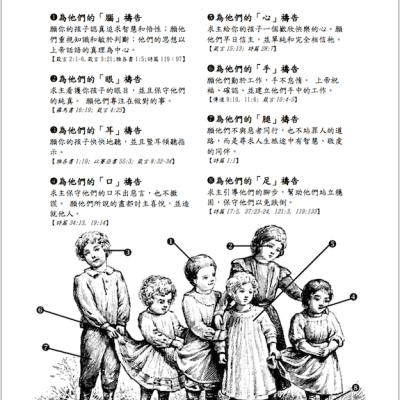 Mailbag: Prayer Guide Translations