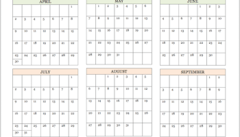 Year at a glance template zrom week at a glance calendar template 69 infantry maxwellsz