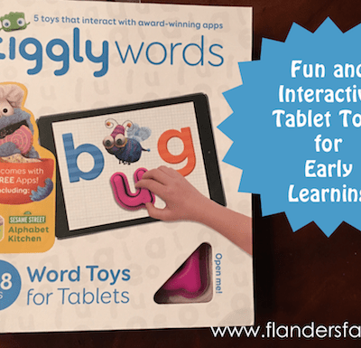 Tiggly Words (Timberdoodle Review)
