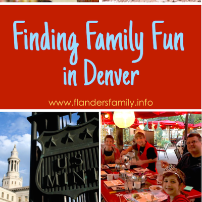 Finding Family Fun in Denver