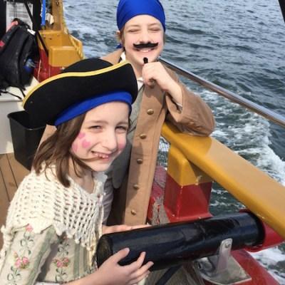 Yo, ho! Yo, ho! A (Bluefoot) Pirate's Life for Me!