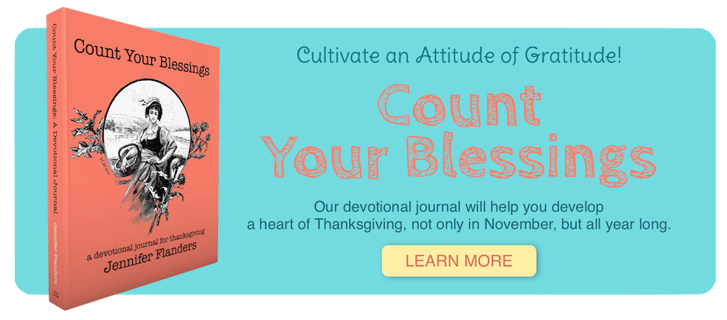 Count Your Blessings: A Devotional Journal for Thanksgiving