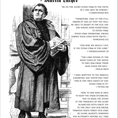 More Reformation Day Resources