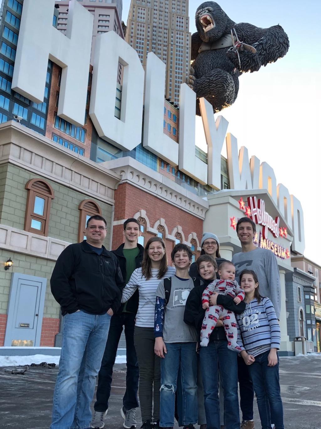 Hollywood Wax Museum in Branson, Missouri