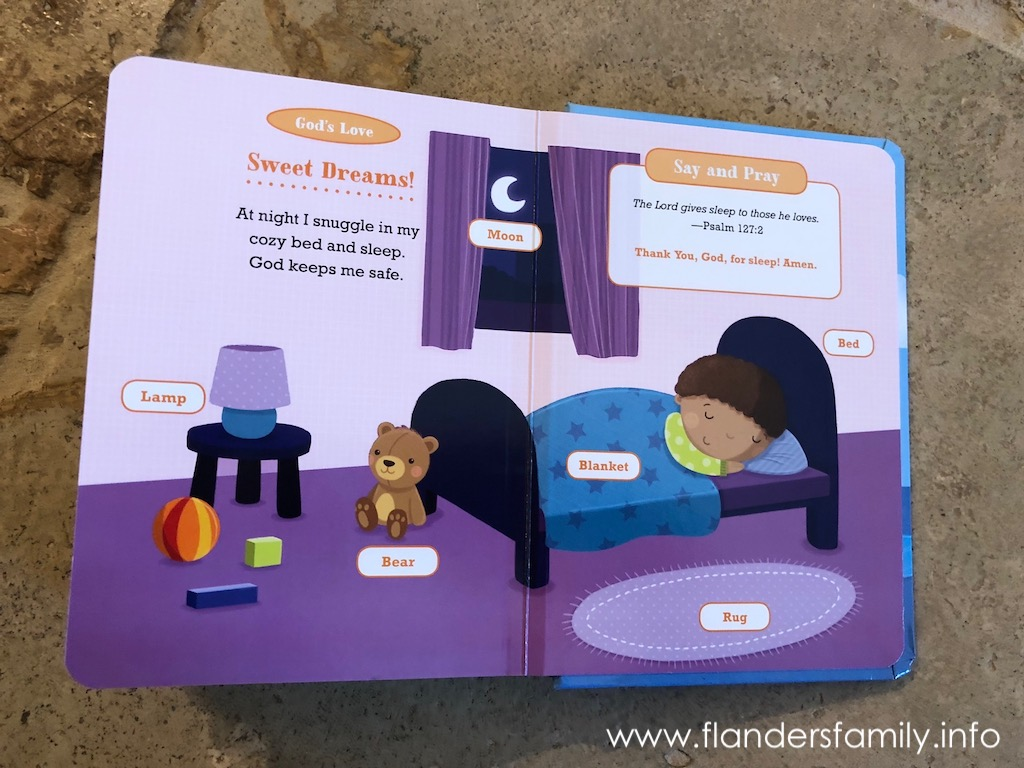 Say & Pray Devotions for Young Children