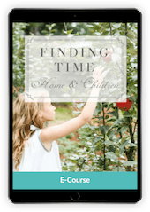Time Management Books and Courses from the Ultimate Homemaking Bundle