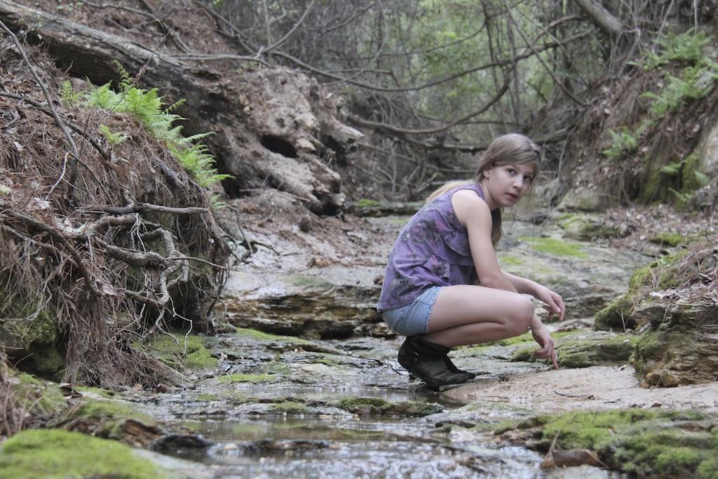 Photo Safari - Running Water