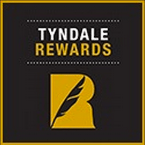 Earn free books when you join the Tyndal Rewards Program