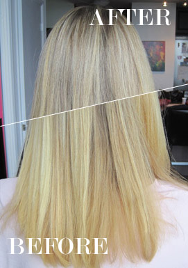 Beauty Lesson How To Fix Discolouration In Colour Treated