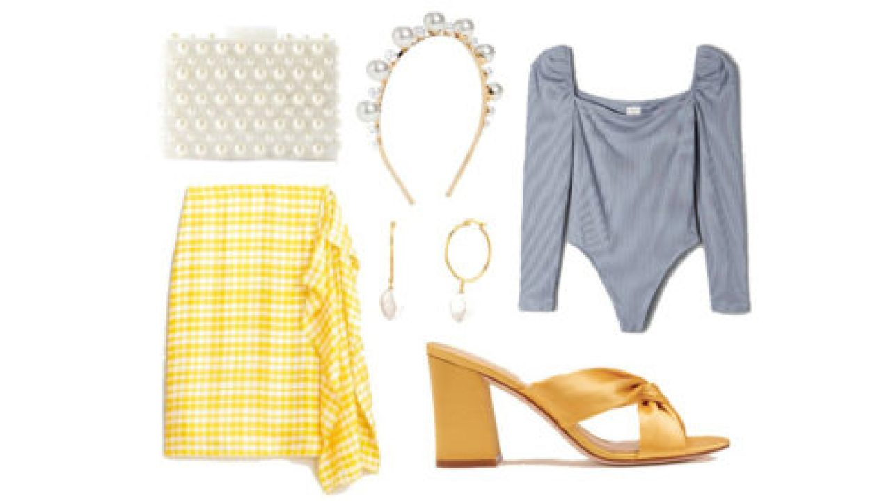 What to wear to a brunch wedding in the spring
