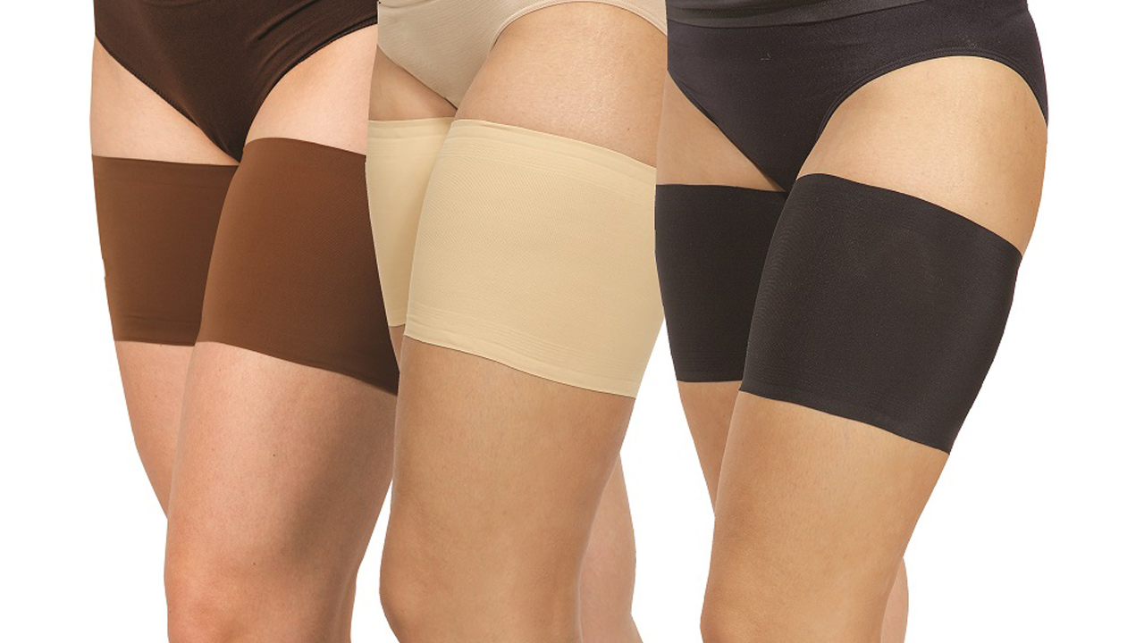 best anti chafing shorts: bandelettes