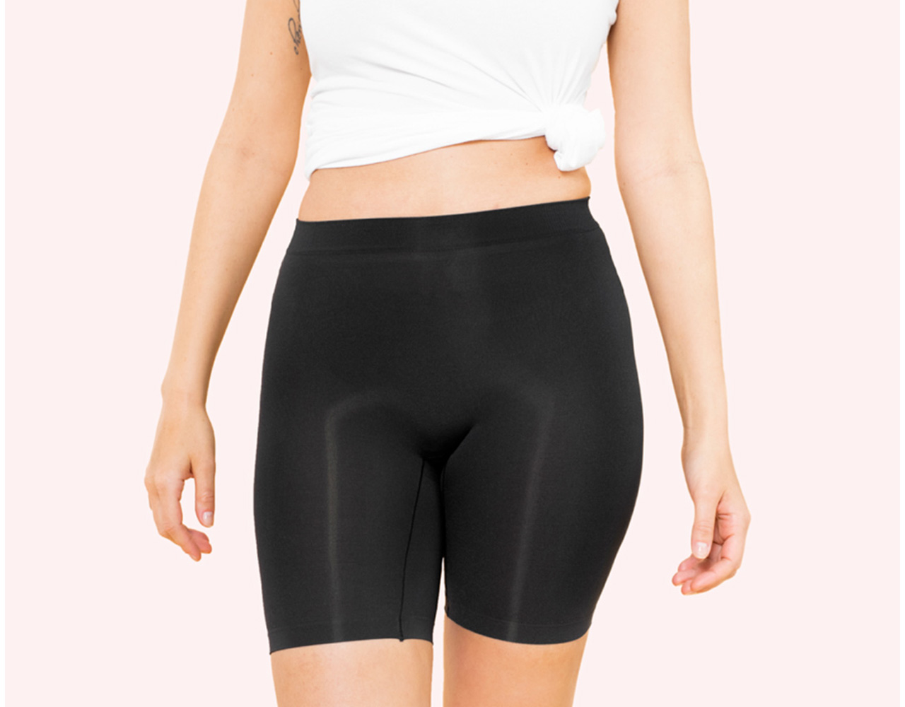 best anti chafing shorts: thigh society