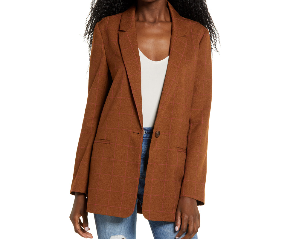 fall jacket trends 2020: leith