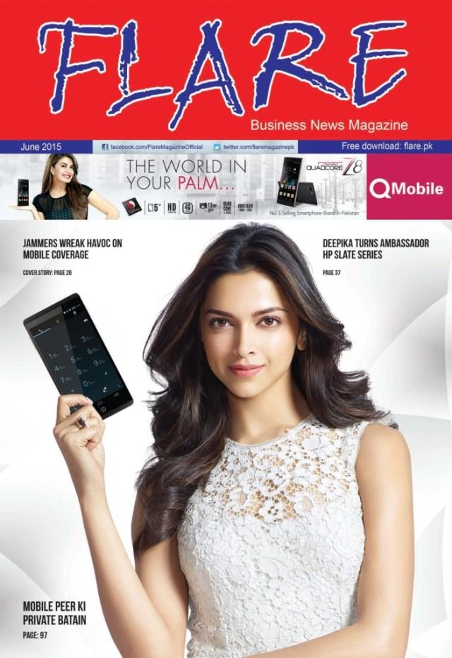 Flare Magazine June 2015 Issue