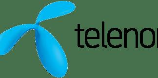 Telenor Logo