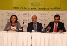 YahClick Launches Pakistan's First Ka-band Satellite Broadband Service