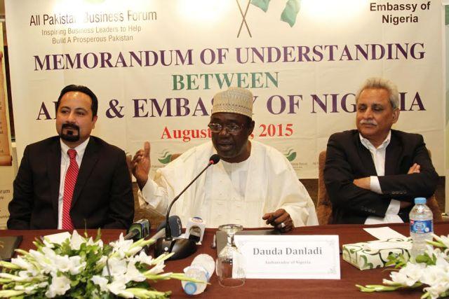 APBF and Nigerian Embassy