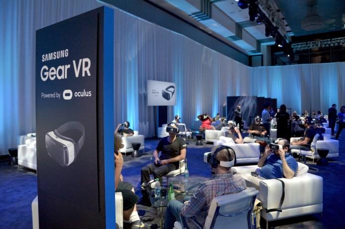 Samsung Gear VR 4