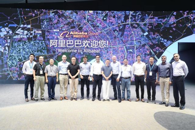 Telenor Microfinance Bank and Telenor Group Executives meet
