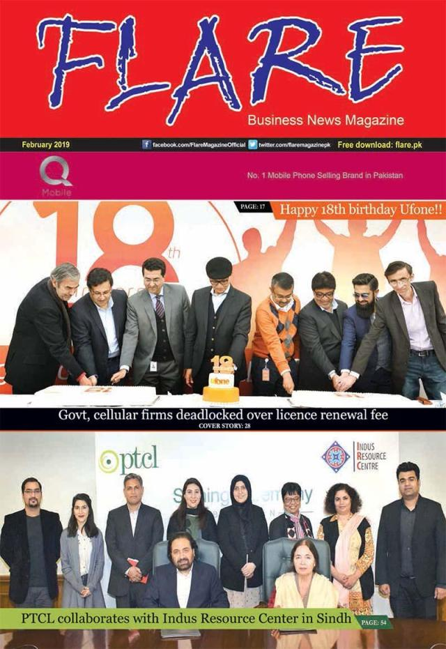 Flare Magazine February 2019 Issue