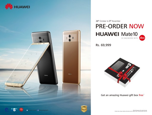 HUAWEI Mate 10 Pro – A Game Changer in Smartphone