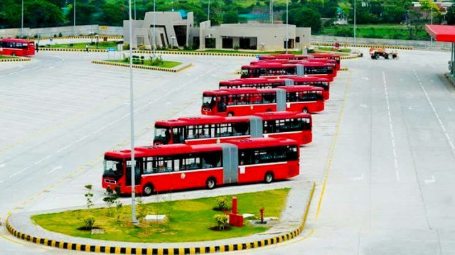 PTCL charji services for metro buses and smart TV app