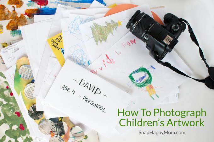 Five simple ways to organize kids' artwork.