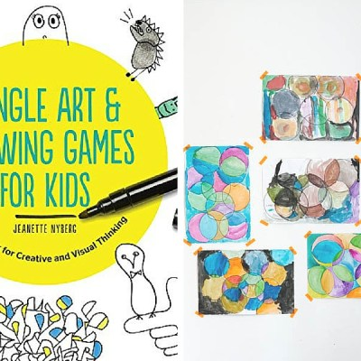 An Absolutely Awesome Art Game for Creative Thinkers