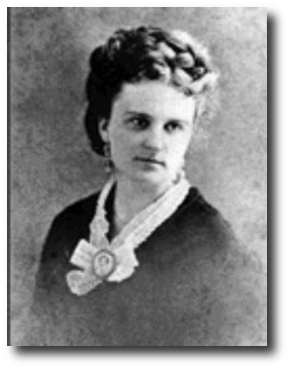 Kate Chopin in 1894. Artwork : This photo is in the public domain.