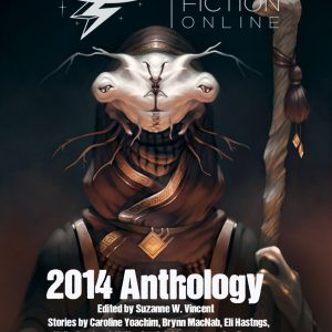 Flash Fiction Online 2014 Anthology Cover