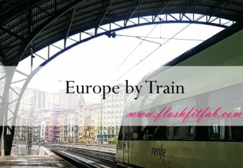 Ready for Adventure: Europe by Train