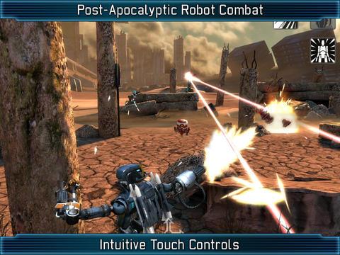 แนะนำเกมดังลดราคาบน iPhone และ iPad กับเกม Infinity Blade