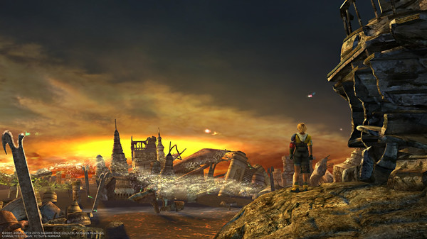 FINAL FANTASY X/X-2 HD Remaster_20150216170259