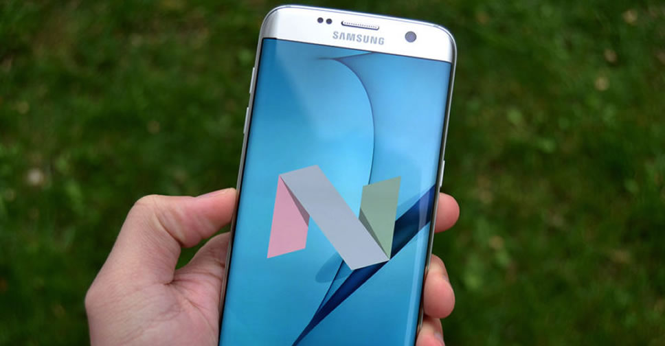 Samsung-Galaxy-S7-Edge-Android-Nougat