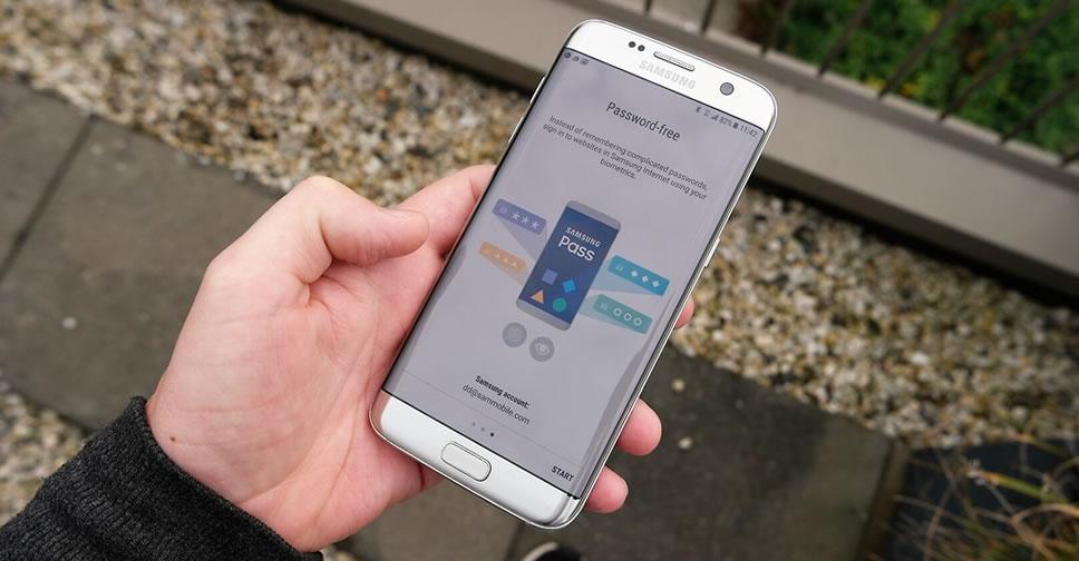 Samsung-Pass